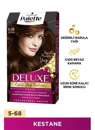 Palette Palette Deluxe 568 Kalıcı Kestane Kahve